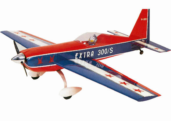 RC Airplane Extra 300S 40 ARF